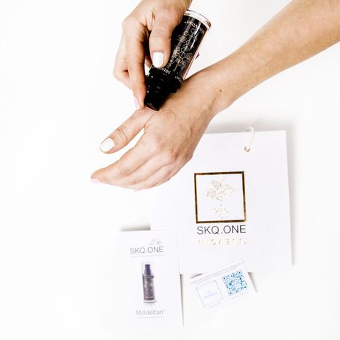 Митовитан сыворотка - омоложение и увлажнение, легкая текстура без запаха
