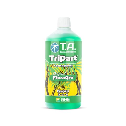 GHE FloraGro / TriPart Grow T.A. 1л