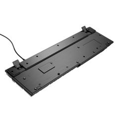 Игровая клавиатура и мышь  световая HOCO GM11 , черный