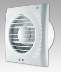 Вентилятор накладной Эра ERA 4С D100 c обратным клапаном