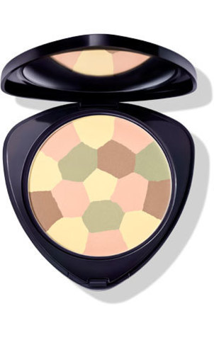 Dr.Hauschka Colour Correcting Powder Пудра для лица корректирующая, 9гр