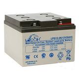 Аккумулятор LEOCH LPG12-26 ( 12V 26Ah / 12В 26Ач ) - фотография