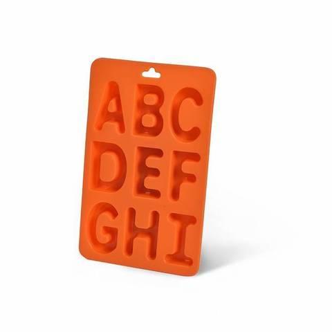 """7218 FISSMAN Форма для льда """"алфавит A - I """",  купить"""