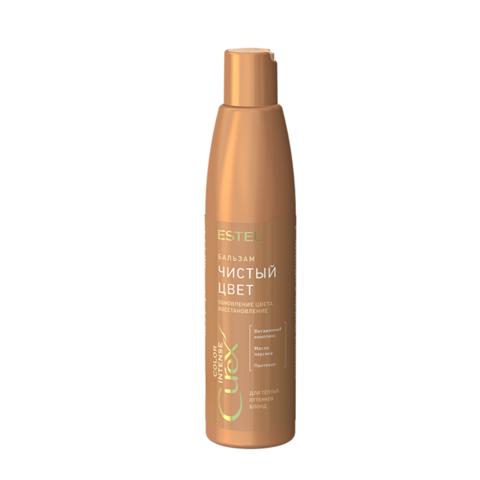 """Бальзам """"Чистый цвет"""" для тёплых оттенков блонд СUREX COLOR INTENSE, 250 мл"""