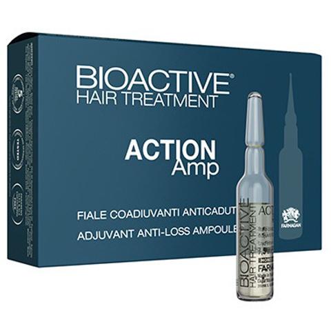 Farmagan Bioactive Treatment: Стимулирующий лосьон против выпадения в ампулах (Ampoules Anti-Loss)