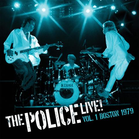 The Police / Live Vol.1 - Boston 1979 (Limited Edition)(Coloured Vinyl)(2LP)