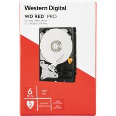 Диск Western Digital 6TB Red Pro 7200 rpm SATA III 3.5