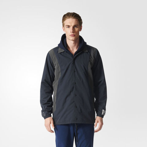 Ветровка мужская adidas ORIGINALS WHITE MOUNTAINEERING LONG BENCH JACKET