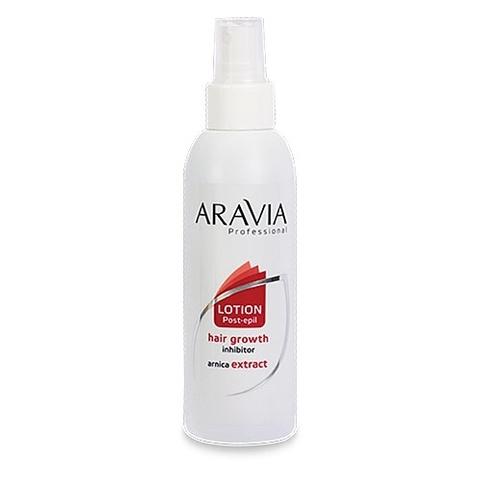 АRAVIA Лосьон для замедления роста волос с экстрактом арники, флакон 150 мл