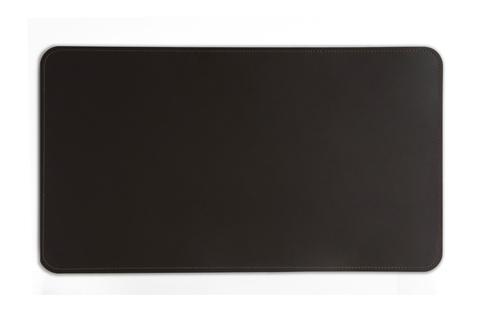 Бювар - коврик из кожи для стола, Модель 9.