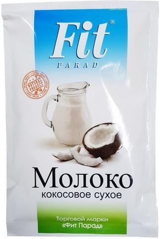 Фитпарад молоко Кокосовое сухое диет 35 г