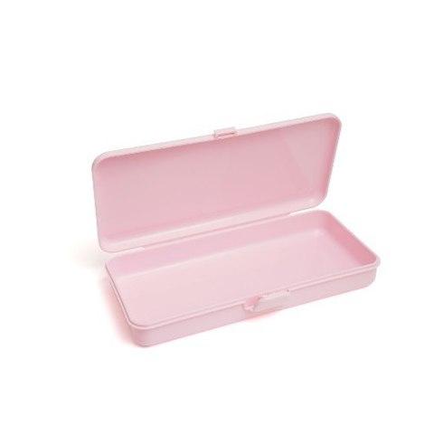 Пластиковый контейнер для хранения прямоугольный (розовый) TNL 242030
