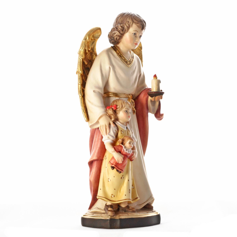 Ангел хранитель с девочкой