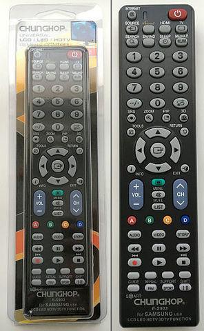 Универсальный пульт для ЖК Samsung 903 1510-105 2*AAA