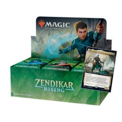 Дисплей бустеров «Zendikar Rising» (на английском)