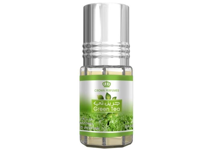 Green Tea Зеленый чай 3мл арабские масляные духи от Аль Рехаб Al Rehab