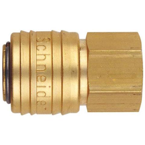 Розетка соединительная быстросъёмная SK-NW7,2-G3/8i