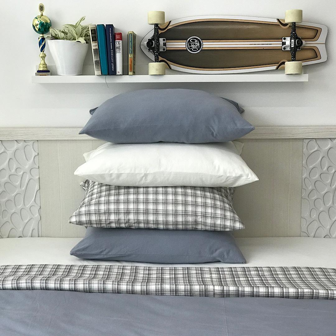 ШОТЛАНДКА - 1-спальный комплект постельного белья