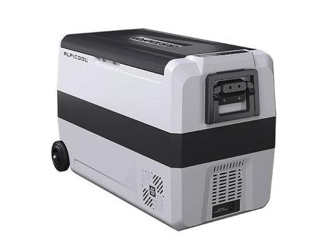 Компрессорный автохолодильник SUMITACHI T50 (Двухкамерный, 12/24/220V, 50л)