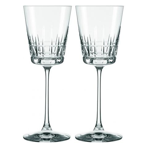 Набор из 2-х бокалов для белого вина 300 мл артикул 88415. Серия Sixties Stella