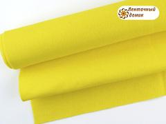 Фетр Испания натуральный желтый