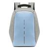 Рюкзак-антивор SWEET TOURIST Comapct USB Голубой