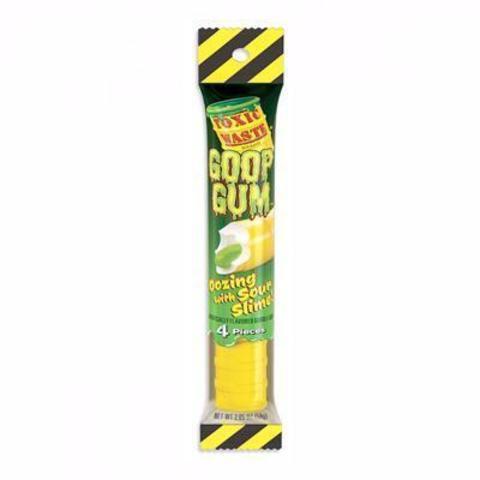 Кислая жевачка Toxic Waste Goop Gum (3 жевачки) 43,5 гр