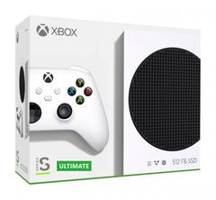 Игровая консоль Xbox Series S All Digital 512 ГБ (RRS-00011) + Game Pass Ultimate (абонемент на 13 месяцев)