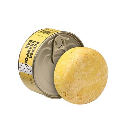 Твердый шампунь с перцем, 75 гр.