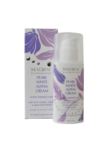 Pearl White Alpha Cream/ Жемчужный альфа-крем
