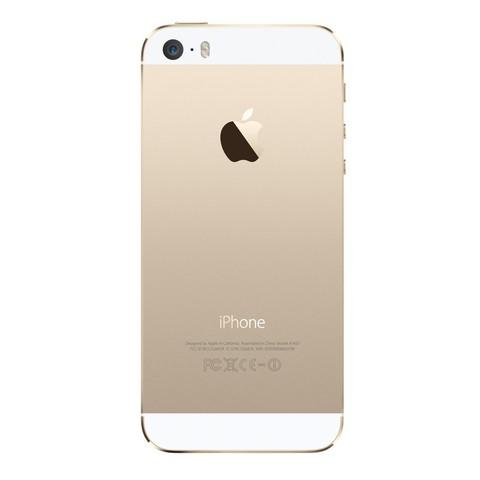 Корпус, крышка, задняя часть iPhone SE (белый/черный/золото/розовый)