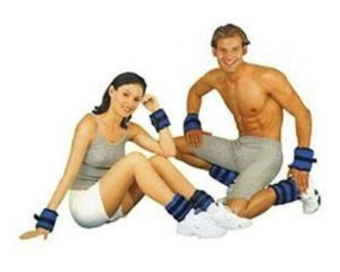 Купить утяжелители универсальные, на руки и ноги