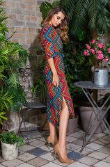 Рубашка платье из вискозы