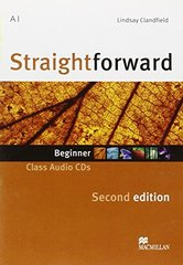 Straightforward 2Ed Beg Cl CDs