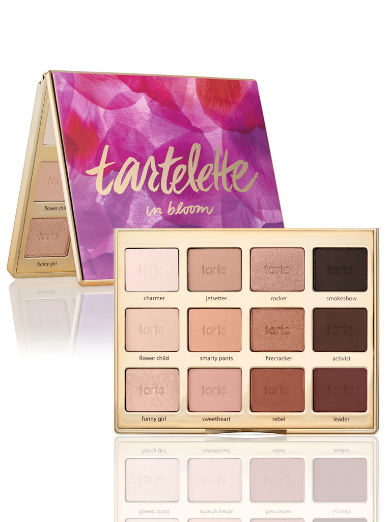 Палетка Tarte Tartelette In Bloom