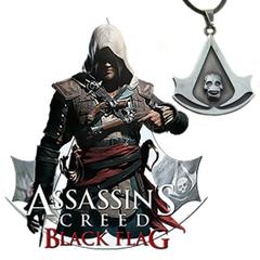 Assassins Creed Pendant Skull Logo