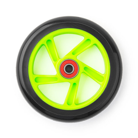 купить колесо Trolo зеленое