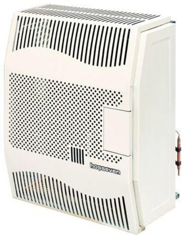 Конвектор газовый настенный - Hosseven HDU-3 DKV Fan с чугунным теплообменником (3 кВт)