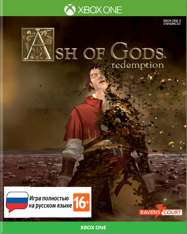 Ash of Gods: Redemption Стандартное издание (Xbox One/Series X, русская версия)