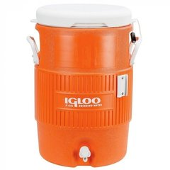 Изотермический пластиковый контейнер Igloo 5 Gal Orange