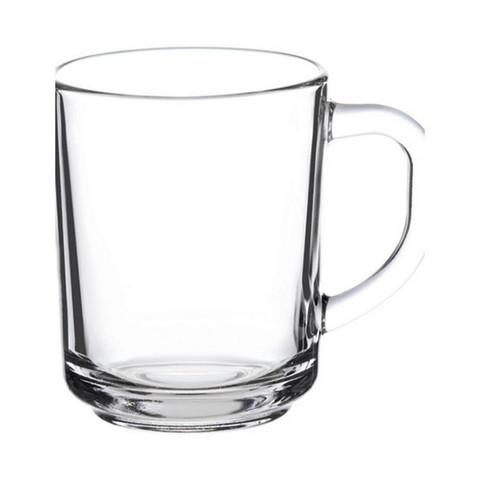 Кружка Pasabahce Pub стеклянная прозрачная 250 мл (артикул производителя 55029)