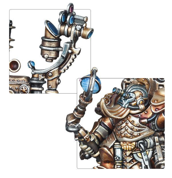 Aetheric Navigator. Детали
