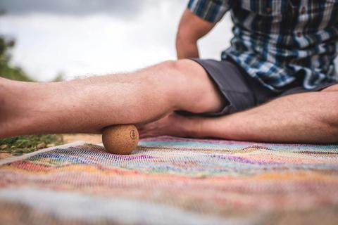 Массажный шарик Cork Fascia