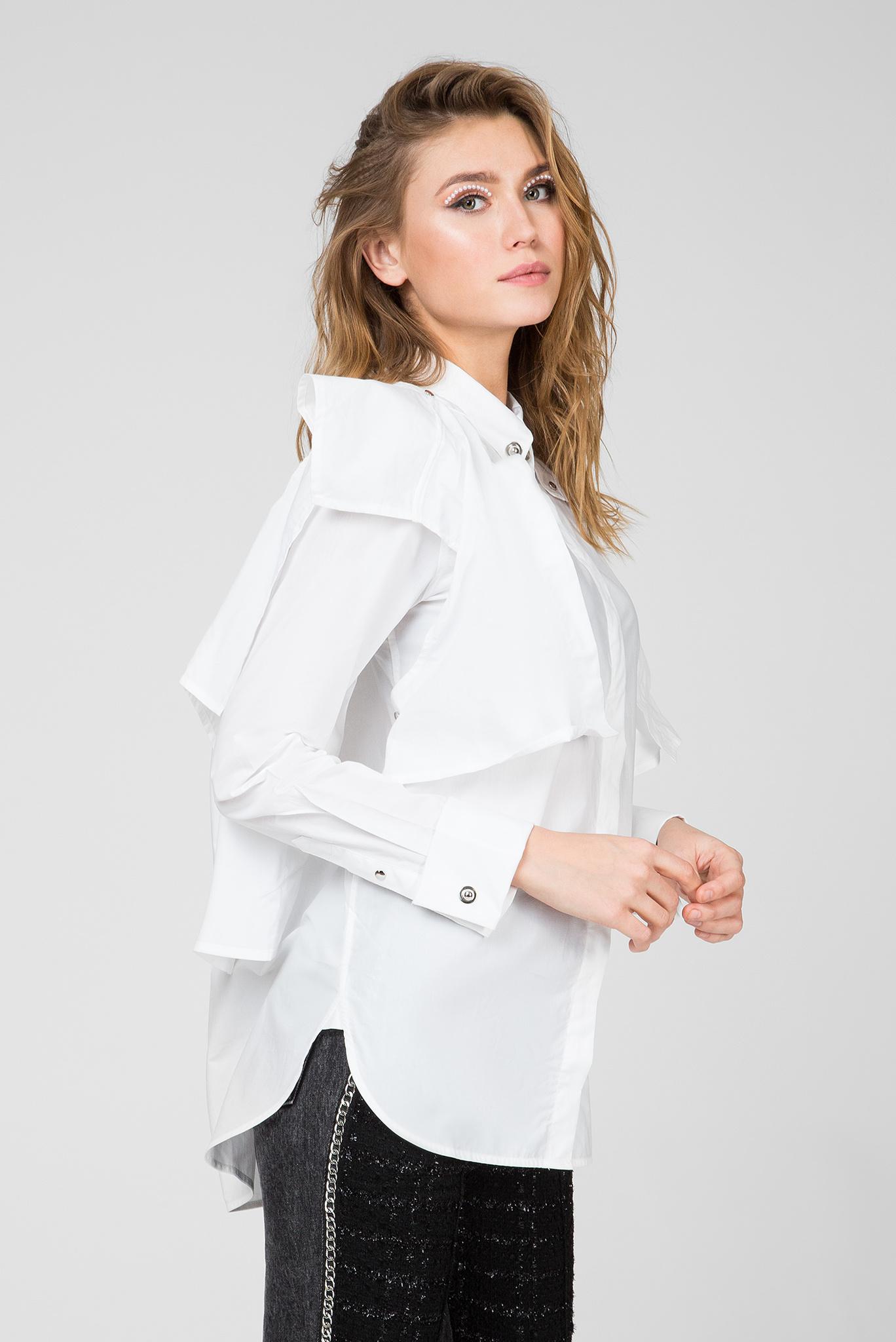 Женская белая рубашка C-RAILY-SHAPED Diesel