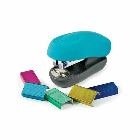 Набор степлер + скобы Crafter's Stapler W/1,500 Staples-белый корпус