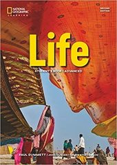 Life second Edition Advanced Students Book with App Code