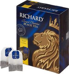 """Чай черный """"Richard"""" Royal Ceylon 2г*100"""