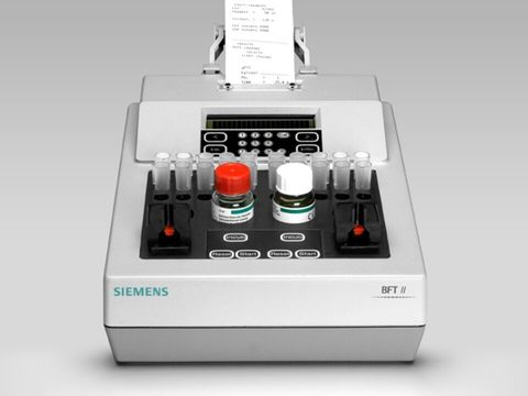 Коагулометр полуавтоматический двухканальный Siemens BFT II (Siemens Healthcare Diagnostics,Германия)
