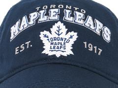 Бейсболка NHL Toronto Maple leafs est. 1917 (подростковая)