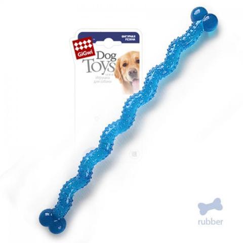 GiGwi Игрушка для собак Резиновая косточка